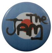 The Jam - 'Target Logo' Button Badge
